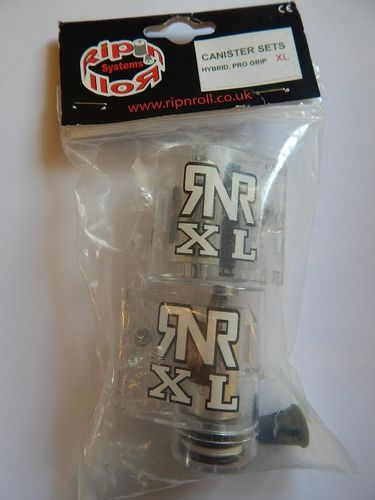 Set 2 canisters RNR XL